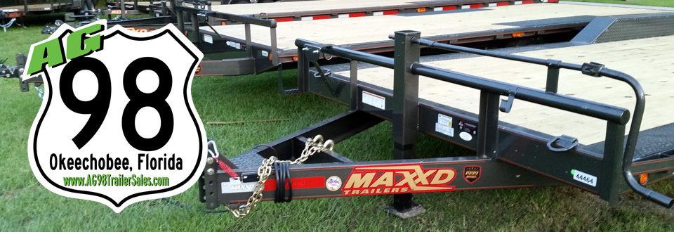 Utility Trailers For Sale in Florida