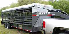 Livestock Trailers For Sale in Florida