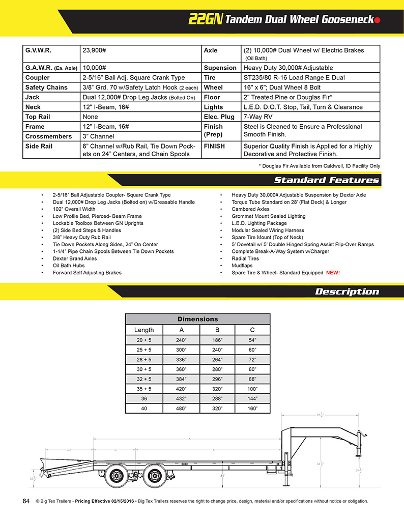 Big Tex 70pi Trailer Wiring Diagram Wiring Library