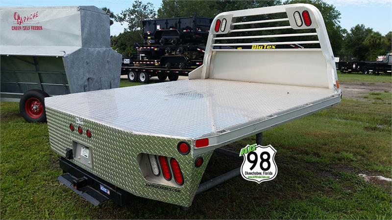 Cm Truck Bed Alrd Model Closeout Ford Dually 8 6 Quot Aluminum