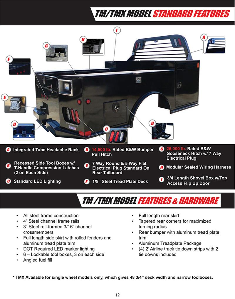Cm Truck Bed Reviews