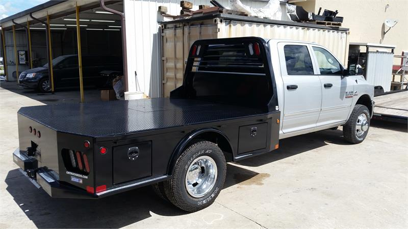 CM Truck Bed, SK Model, Dodge Ram Dually 8'6""