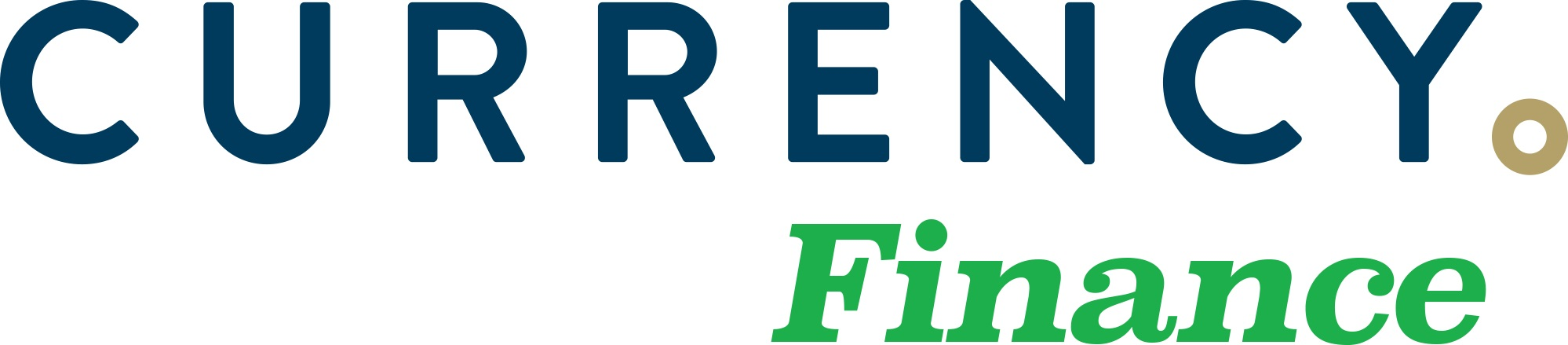 Currency Finance Logo