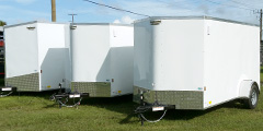 Enclosed Trailers For Sale in Florida