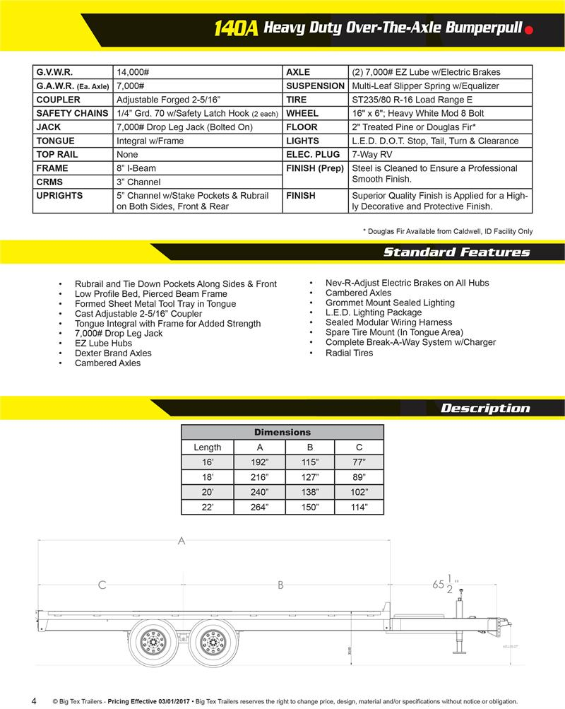 Big Tex Dump Trailer Wiring Diagram Big Circuit Diagrams