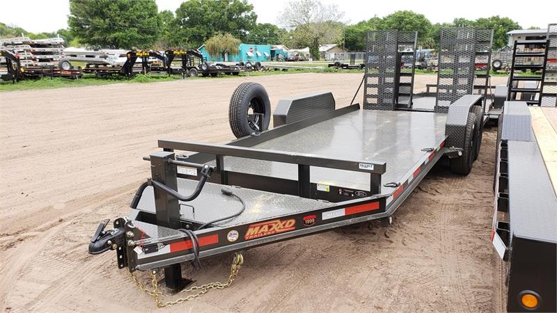 Brilliant 2019 Maxxd B6X8118 Skid Steer Trailer 18 X 81 063301 Wiring Cloud Hisonuggs Outletorg