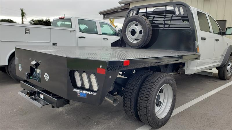 CM Truck Bed, RD Model, Cab/Chis 9'4 Length, 60