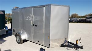 Continental Cargo Enclosed Trailer 6x12, SA, RD, 2022, #131926