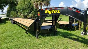 Big Tex 25GN-35BK+5MR, 2020, Heavy Duty Tandem Dual Wheel Gooseneck #034326