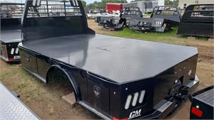 "CM Truck Bed, SK Model, Chevrolet-GM Medium-Duty 4500-5500 11'4 Length, 84"" C/A"