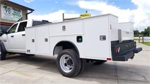 "CM Service Body, SB Model, Cab/Chassis 11'4"" Length, 84"""