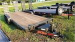 "MAXXD C6X8320, 2020, Equipment Hauler Trailer, 14K, 20'x83"" #067025"