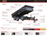 MAXXD D8X8316 HD Dump Trailer