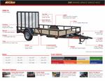 MAXXD S3X Single Axle Utility Brochure
